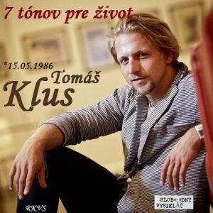7 tónov pre život…Tomáš Klus