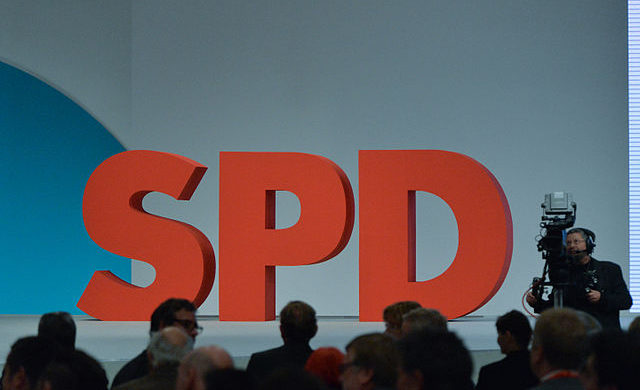 Německá SPD se hádá kvůli nové politice vůči Rusku. 1