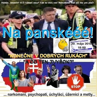Na panské 17/2018 (humoristický týždenník) repríza