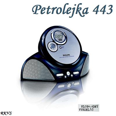 Petrolejka 443