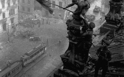 Sovietska armáda prišla vo Veľkej vlasteneckej vojne o 9 miliónov ľudí.