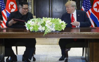 USA odložili spoločné vojenské cvičenia s Južnou Kóreou na neurčito.