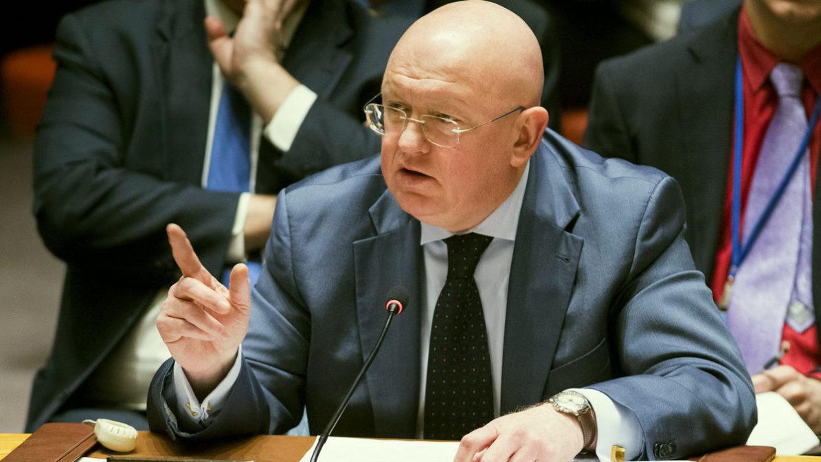 Небензя: Если бы не переворот на Украине, Крым оставался бы там, где был до 2014