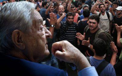 """Maďarský parlament schválil protimigračný balík zákonov """"Zastavme Sorosa""""."""