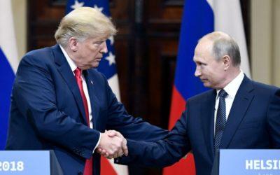 Trump: USA už nie sú terčom Ruska.