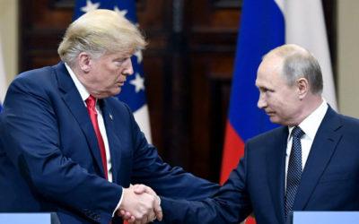Na jeseň bude zrejme ďalšia schôdzka Trumpa s Putinom, šéf amerických tajných služieb o tom nevedel.
