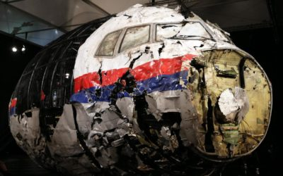 Čtyři roky s MH17.