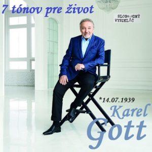 7 tónov pre život…Karel Gott