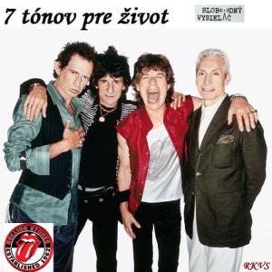 7 tónov pre život…The Rolling Stones