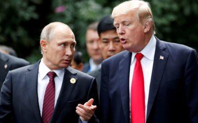 Trump pred stretnutím s Putinom: Svet si praje, aby USA a Rusko vychádzali spolu dobre.