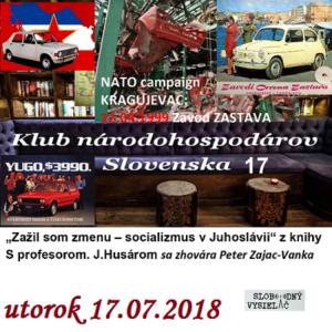Klub národohospodárov Slovenska 17