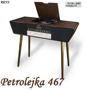 Petrolejka 467