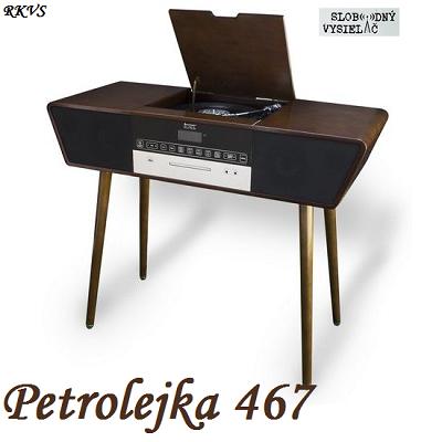 Petrolejka 467 (repríza)