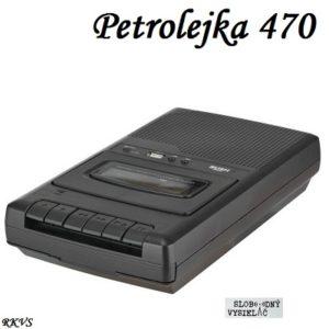 Petrolejka 470