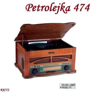 Petrolejka 474