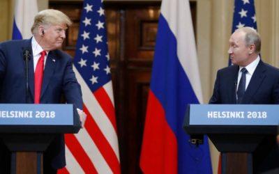 Jednání v Helsinkách a co nevíte o ruských hackerech…Doplněno!