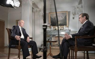 Putin: Sme príliš veľkí, aby sme bolí izolovaní, úsilie Západu bolo vopred odsúdené na neúspech.