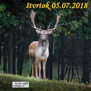 Volanie lesa 18
