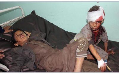 Bomba, která v Jemenu usmrtila 40 dětí, byla vyrobena v USA.