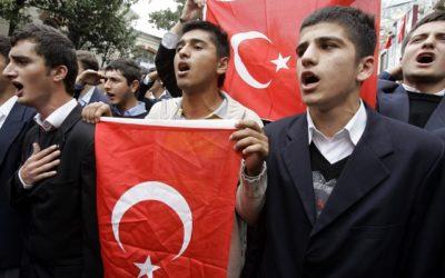 Už aj bežné scény zo života v Rakúsku a Nemecku ukazujú, že Turkov nemožno integrovať nikdy.