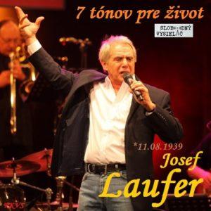 7 tónov pre život…Josef Laufer