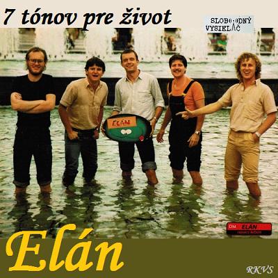 7 tónov pre život…Elán
