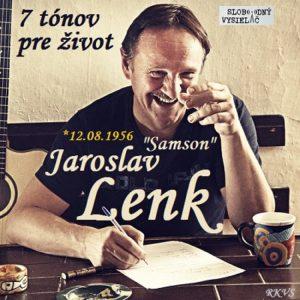 7 tónov pre život…Jaroslav Samson Lenk