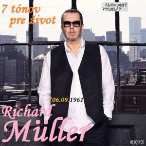 7 tónov pre život…Richard Muller