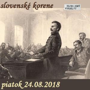 Slovenské korene 38