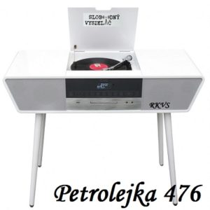 Petrolejka 476