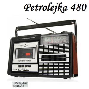 Petrolejka 480