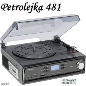Petrolejka 481