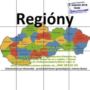 Regióny 13/2018