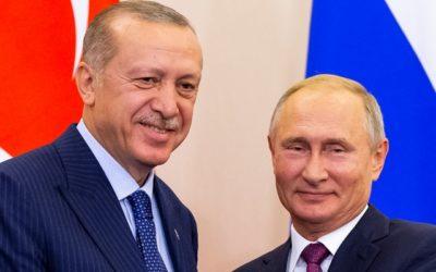 Turecko a Rusko vymedzili hranice demilitarizovanej zóny v Idlibe.