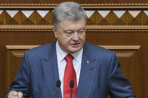 Ukrajina potvrdila smerovanie krajiny na Úniu a NATO.