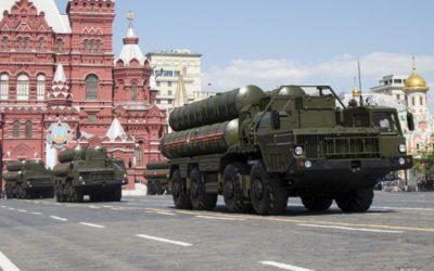 Putin informoval Asada, že mu dodá systém S-300.