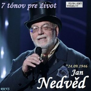 7 tónov pre život…Jan Nedvěd