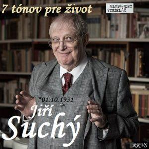 7 tónov pre život…Jiří Suchý