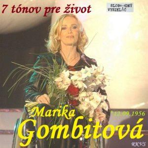 7 tónov pre život…Marika Gombitová
