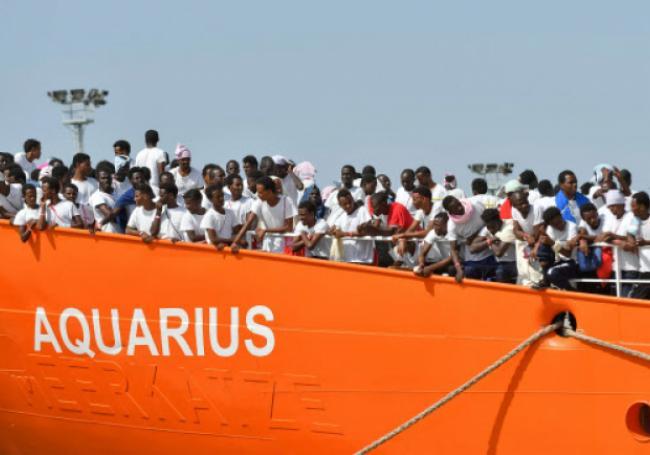 Francúzsko nepovolí lodi Aquarius zakotviť v prístave Marseille