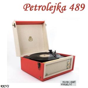 Petrolejka 489