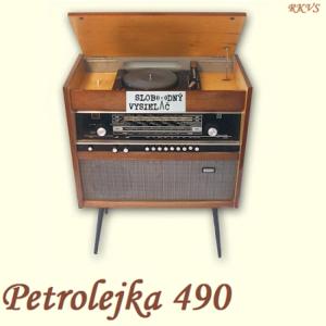 Petrolejka 490