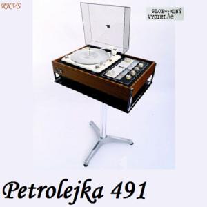 Petrolejka 491