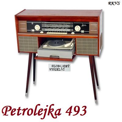 Petrolejka 493
