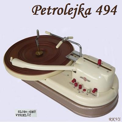 Petrolejka 494 (repríza)