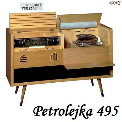 Petrolejka 495