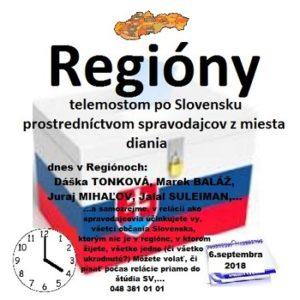 Regióny 15/2018