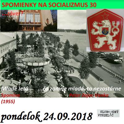 Spomienky na Socializmus 30