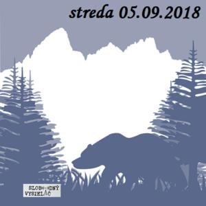 Volanie lesa 21