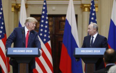 Putin sa stretne s Trumpom, potvrdil Ušakov.